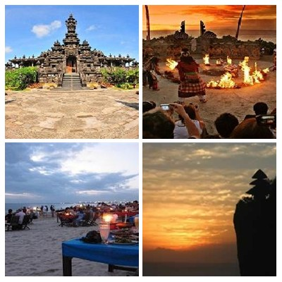 Bali Denpasar Uluwatu Tour