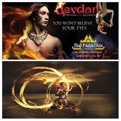 Bali Devdan Dance Show Tour