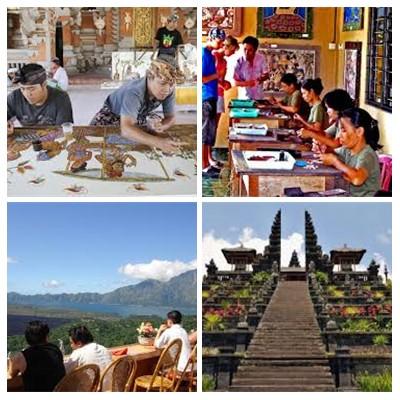 Bali Kintamani Besakih Tours
