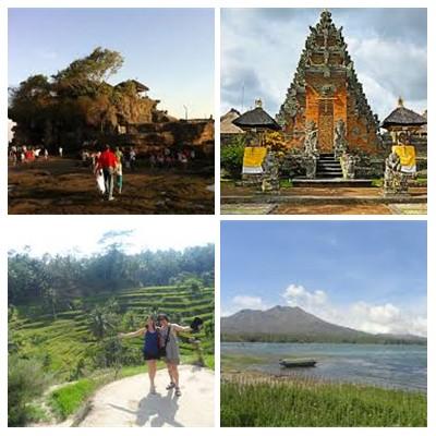 Bali Kintamani Tanah Lot Tours