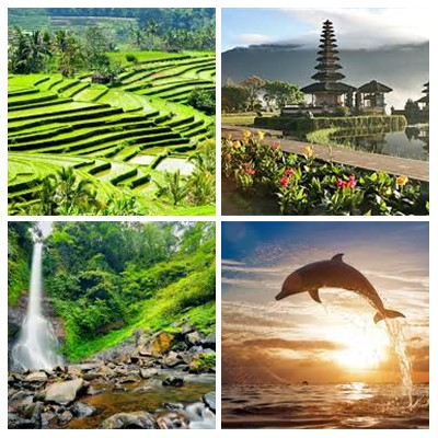 Bali Round Trip 3 Days and 2 Nights Tour