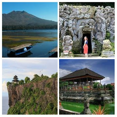 Bali Round Trip 7 Days and 6 Nights Tour
