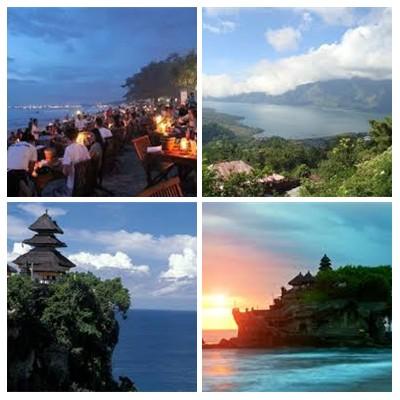 Bali Tanah Lot Kintamani Uluwatu Tours