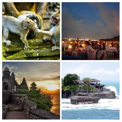 Bali Ubud Tanah Lot Uluwatu Tours