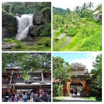 Bali Ubud Waterfall Tour