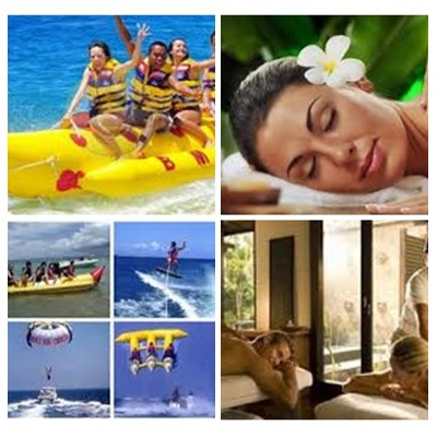 Bali Water Sports and Spa Packages Tour