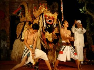 Barong and Keris Dance Performance (Trance Dance)