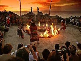 Kecak and Fire Dance Performance