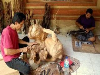 Mas Wood Carving Art Village