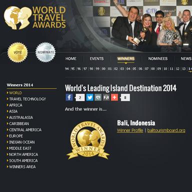 bali award 4