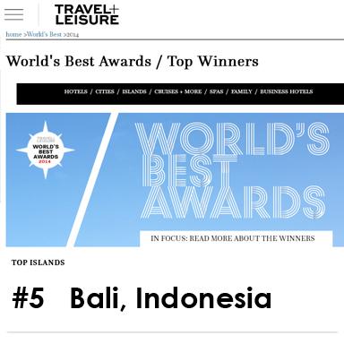 bali award 6