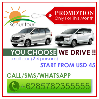 SANUR TOUR PROMOTION